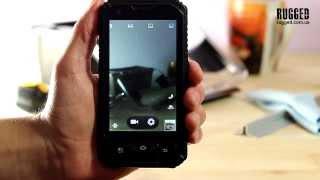 Land Rover A8 обзор защищенного смартфона - RUGGED