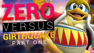 TSM ZeRo vs Girthquake Friendlies! Part 1 - Super Smash Bros Wii U