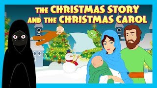 KIDS STORIES - The Christmas Story AND The Christmas Carol - Tia and Tofu Storytelling