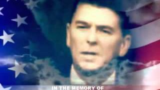 THE LAST STAND OF FREE MEN ON EARTH - IN MEMORY OF RONALD REAGAN