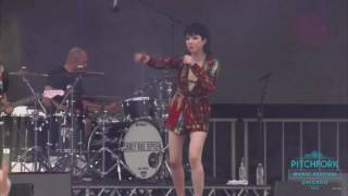 Carly Rae Jepsen - Boy Problems (Live at Pitchfork Music Festival 2016)