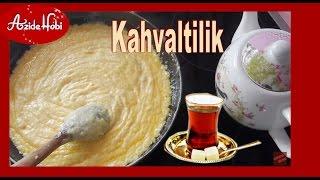 Kahvaltilik peynir eritmesi yumurtali / Azide Hobi