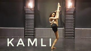 Kamli - Dhoom 3 | The BOM Squad | Diksha Bharti Choreography