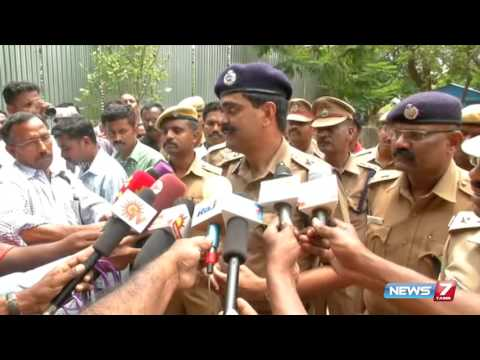 Salem Police Commissioner talks about DSP Vishnu Priya's death | Tamil Nadu | News7 Tamil