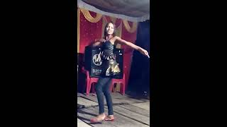 hot desi stage dance