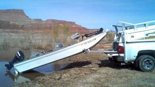 boat loader lake powell.3gp