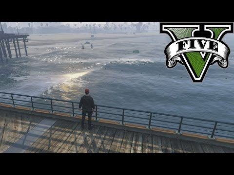 GTA 5 PC - Graphics Options Review & GTA Online Test (Indonesia - 60 FPS)
