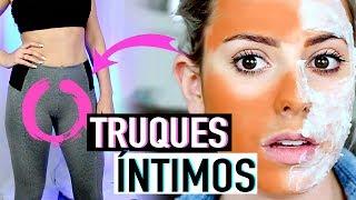 TRUQUES ÍNTIMOS QUE TODA GAROTA PRECISA | Amanda Domenico