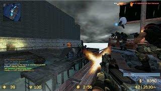 Counter-Strike: Source - Zombie Escape - Pirate Port Royal Escape