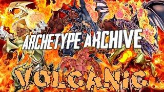 Archetype Archive - Volcanic