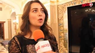 """هبة مجدي: انتظروني مع حماده هلال في """"ولي العهد"""" رمضان المقبل"""