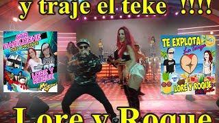 Lore y Roque Me Gusta - El Teke (Los Creadores de MUEVE EL TOTO)
