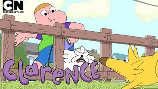 Clarence | Dog King | Cartoon Network