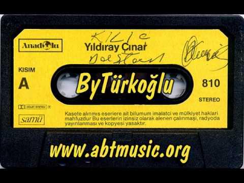 Yıldıray Çınar Anadolu Kaset No 810 Avrupa Baskı abtmusic