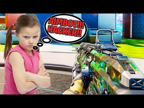 Xxx Mp4 SALTY GIRL GAMER SAID I HAVE AIMBOT 😂 Black Ops 3 Funny Moments Rage 3gp Sex