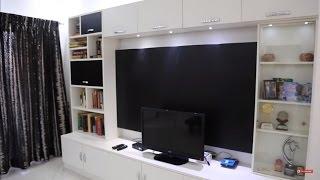 Mr. Deepak's House | Interior Design | Sobha City | Bangalore