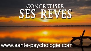 Séance d'hypnose pour concrétiser ses rêves - construisez votre bonheur - coaching PNL...