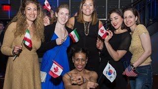 گفتگو با مربی ایرانی آمریکایی تیم ملی کشتی زنان آمریکا - نسخه کوتاه