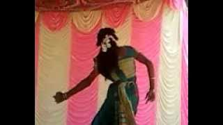 crossdressing performance at fairwell function