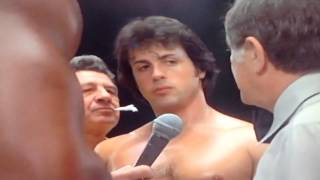Rocky II-Rocky Balboa Vs Apollo Creed Parte 1 (Audio Latino)