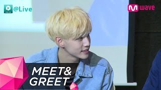 [GOT7 Fan Meeting] (ENG SUB) GOT7 Mark's Loveable English Aegyo l MEET&GREET