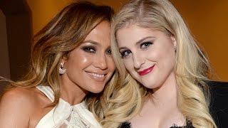 Meghan Trainor Defends Jennifer Lopez After Dr Luke