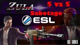 Zula - ESL 5v5 VS Tigrovi (19/01/2019)