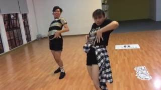 Beyoncé - Partition   choreography by Hyojin   dance practice by Yuno Lee and Wendy Chang