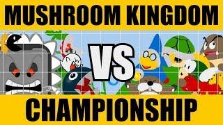 The Mushroom Kingdom Championship 2018 - Semi Final 1 (Super Mario Maker)