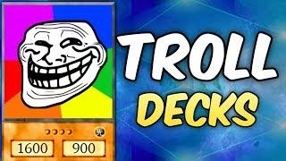 Yugioh TROLL Deck vs GAMBLING Deck - It