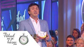 Nikad nije kasno - 36 Cela emisija - Finale - 28.06.2016.