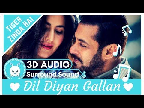 Xxx Mp4 Dil Diyan Gallan Atif Aslam Extra 3D Audio Surround Sound Use Headphones 👾 3gp Sex