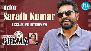 Actor Sarath Kumar Exclusive Interview   #Nenorakam   Dialogue With Prema   Celebration Of Life #25