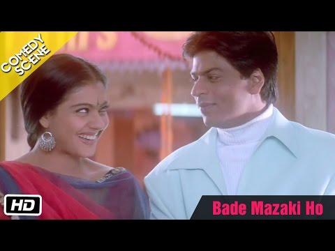 Xxx Mp4 Bade Mazaki Ho Comedy Scene Kabhi Khushi Kabhie Gham Kajol Shahrukh Khan 3gp Sex