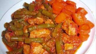 Some Iranian Dishes- بعضی از غداهای ایرانی