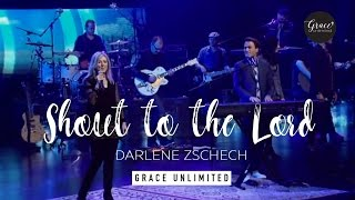 Shout to the Lord + Agnus Dei - Darlene Zschech - Revealing Jesus