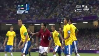اهداف مبارة البرازيل 3 - 2 مصر المنتخب الاولمبى