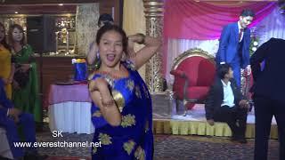 Sangam & Sarika wedding reception day
