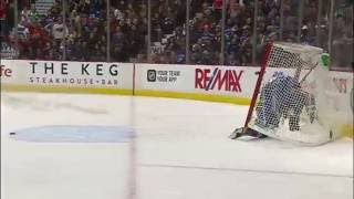 Gotta See It: Eriksson debuts for Canucks, scores on own net
