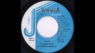 Sara Riddim Mix(1987- 2003)Frankie Paul,Gregory Isacc,Sanchez,Pinchers &++(King Jammys,Dennis Star)