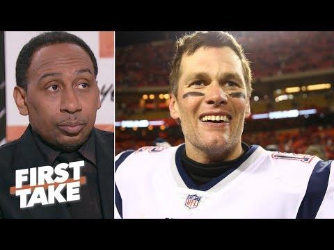 Tom Brady has surpassed Joe Montana as the GOAT – Stephen A. First Take