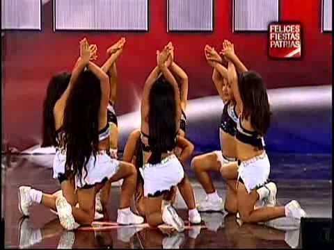 PERÚ TIENE TALENTO Grupo de Niñas Bailarinas impresionan al Jurado