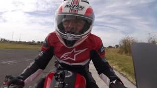 Track Day Autodromo GDL Yamaha R3