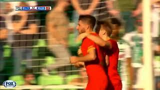 GOAL | Alireza Jahanbakhsh. FC Groningen - AZ 0 - 1