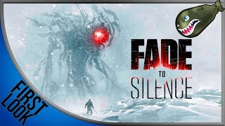 Fade to Silence | First Look, Inner Monsters and the Deep Cold (First Looks)