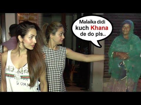 Xxx Mp4 Beggar Asks For Food From Salman Khan S Bhabhi Malaika Arora What Happens Next Will Melt Ur Heart 3gp Sex