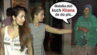 Beggar Asks For Food From Salman Khan
