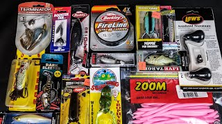 Cheap Spring Fishing Lures * I Raided the Bargain Bin * (Tackle Unboxing)