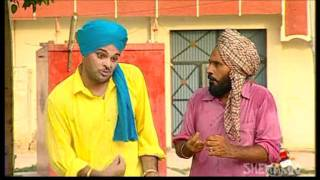 Superhit Punjabi Comedy Movie - Family 423 - Part 5 of 9 - Gurchet Chittarkar