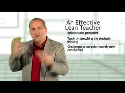 Implementing the Four Lean Cultural Elements - Preview